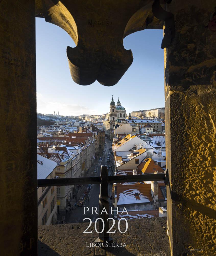 Kalendář Praha 2020